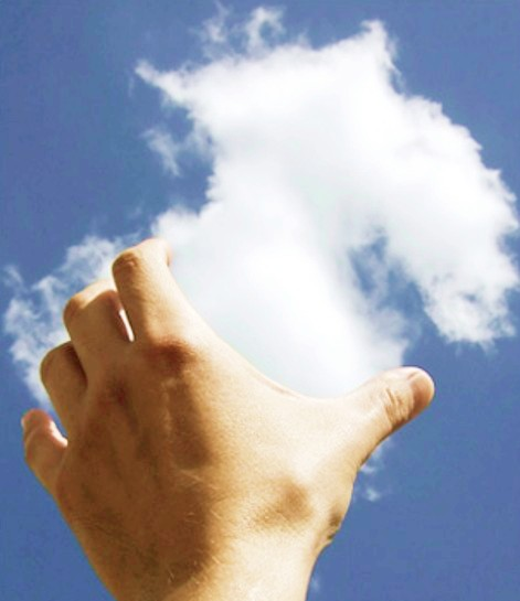 hand-grabbing-the-cloud-in-the-sky