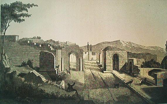 pompeji bilder ausgrabungen