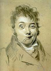 Léopold Boilly, Selbstbildnis