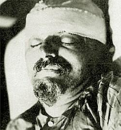 der ermordete Trotzki