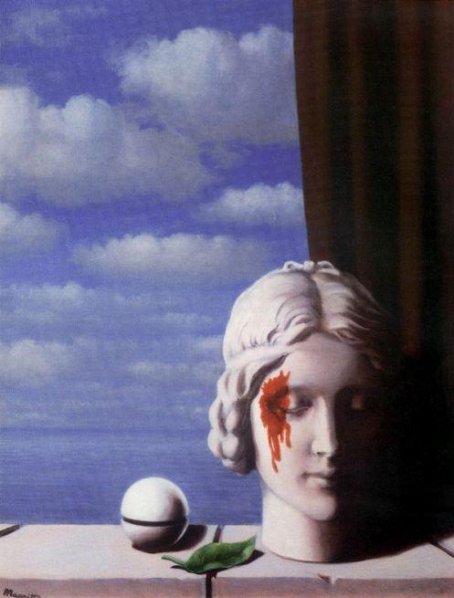 René Magritte, La memoria