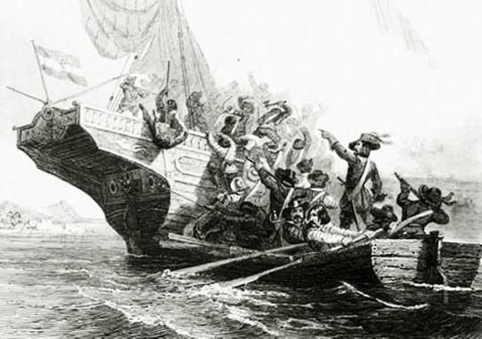 piraten entern.