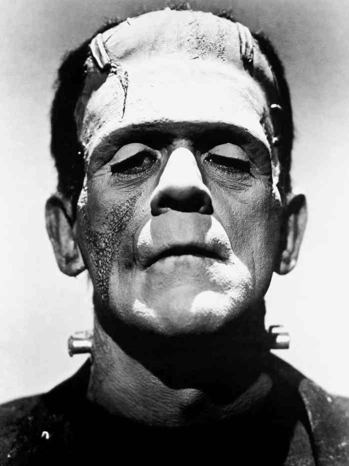 Frankensteinmonsterboriskarloff